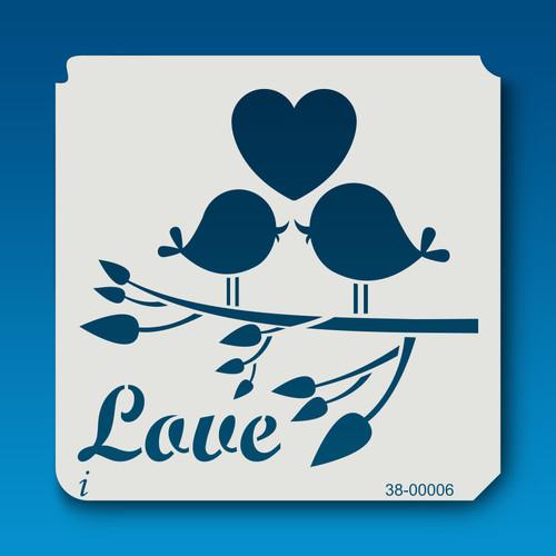 38-00006 Love Birds