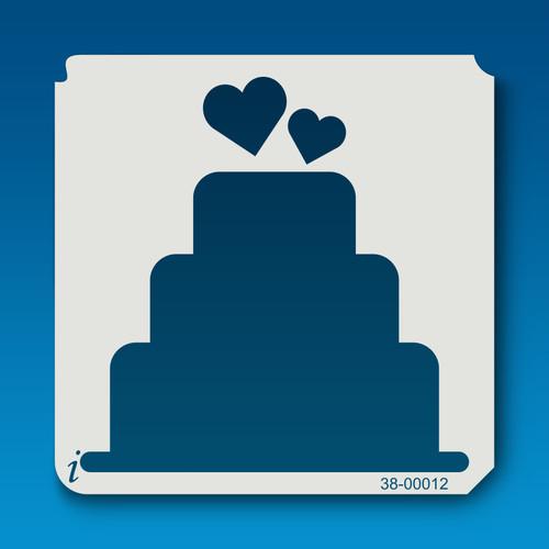 38-00012 Wedding Cake