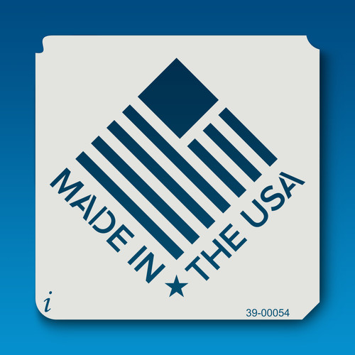 39-00054 Made in the USA