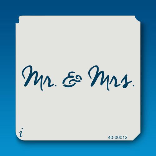 40-00012 Mr. & Mrs.