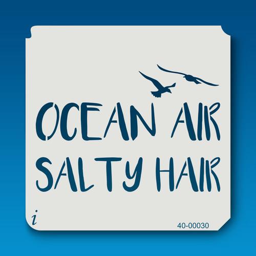 40-00030 Ocean air, Salty hair