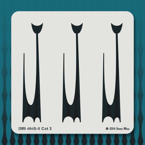 4045 Cat 3 stencil