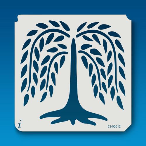 53-00012 Primitive Willow Tree