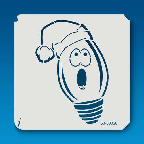 53-00028 Cartoon Holiday Light