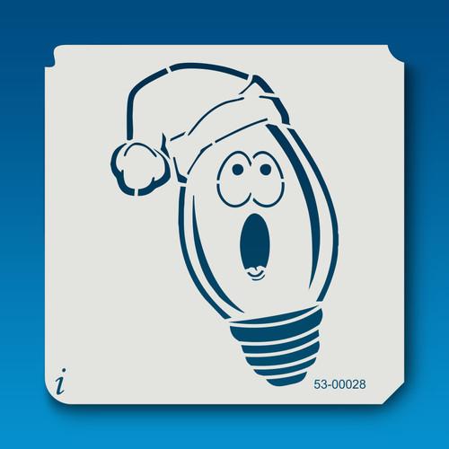 53-00028 Cartoon Holiday Light
