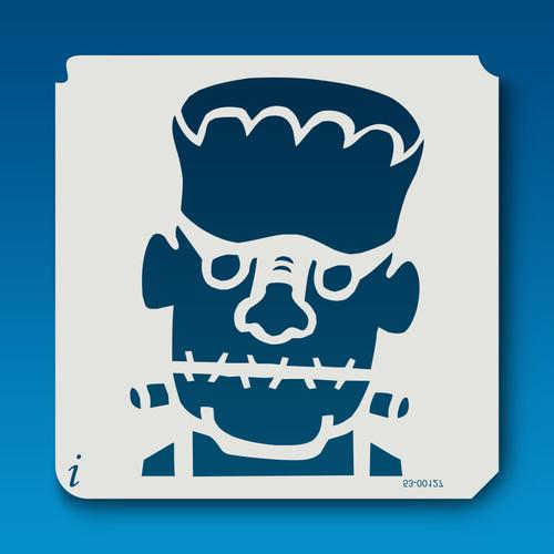 53-00127 Frankenstein Monster Face