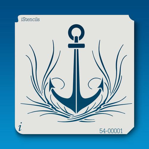 54-00001 Anchor stencil
