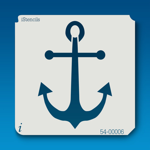 54-00006 Anchors Away Stencil