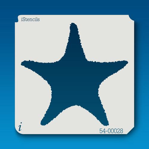 54-00028 Starfish 2 Stencil