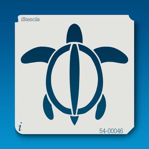 54-00046 Sea Turtle Stencil