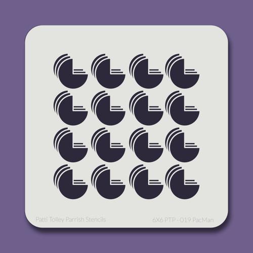 6X6 PTP-019 PacMan