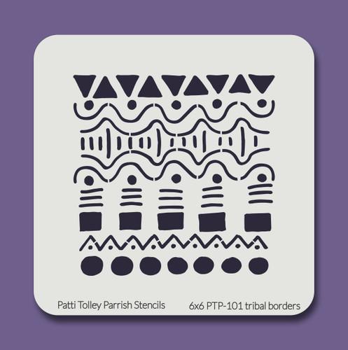 6x6 PTP-101 tribal borders