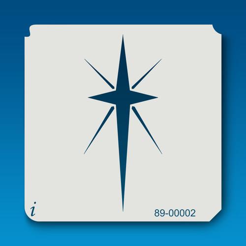 89-00002 Shining Star Stenciling