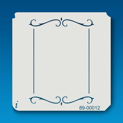 89-00012 frame stencil