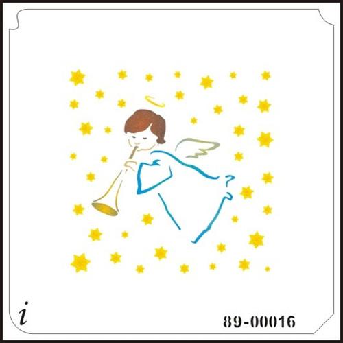 89-00016 Trumpet Angel