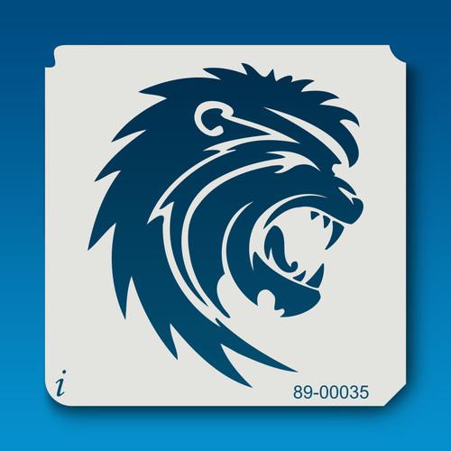 89-00035 Lion Roar