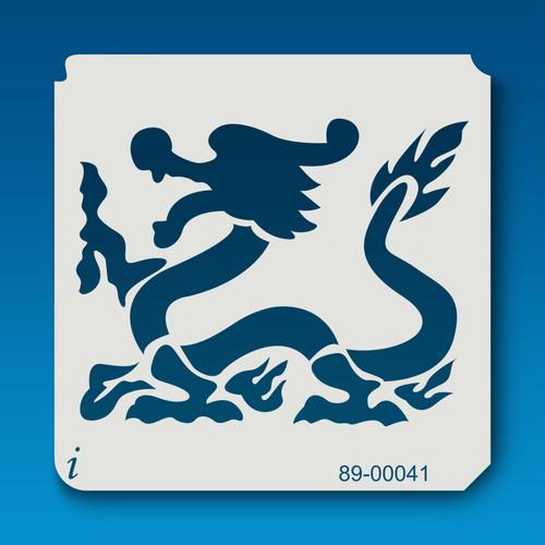 89-00041 Asian Dragon