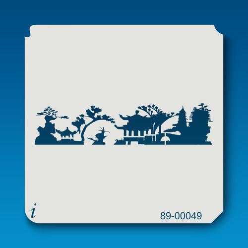 89-00049 Asian Landscape