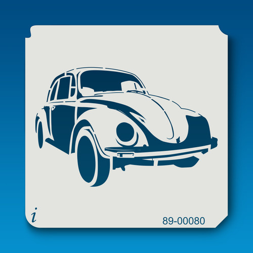 89-00080 VW bug car stencil