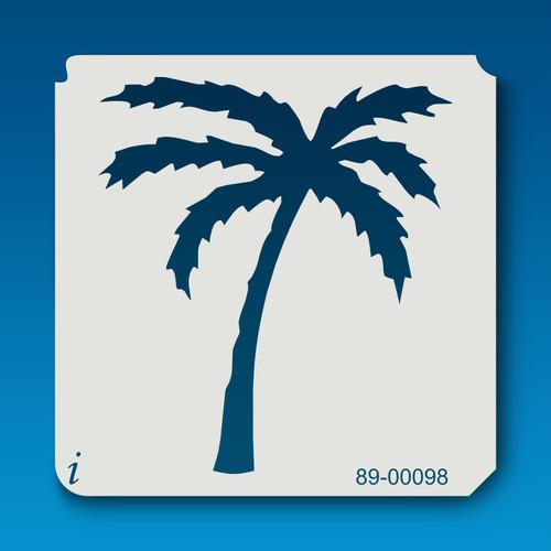 89-00098 Large Palm Tree Stencil