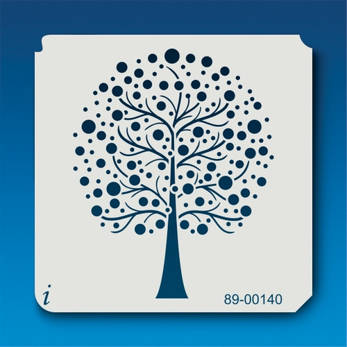 89-00140 Apple Tree Stencil