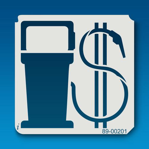 89-00201 Gas Price