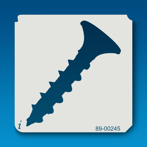 89-00245 Screw Large Stencil