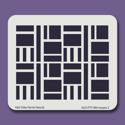 8X10 PTP-084 mosaics 2