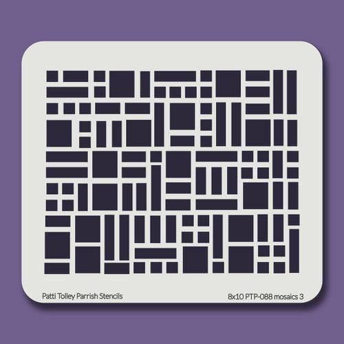 8X10 PTP-088 mosaics 3