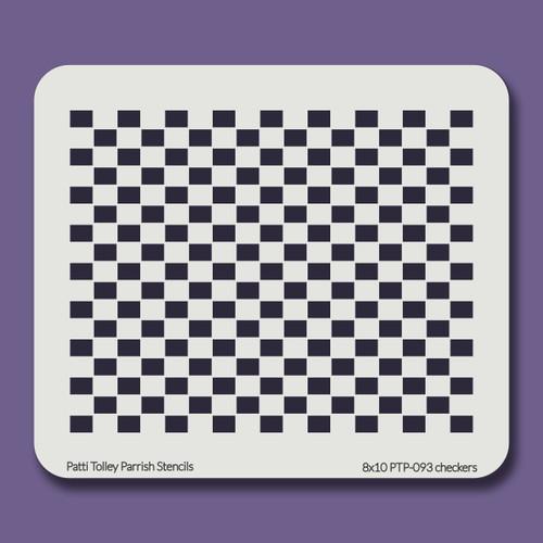8X10 PTP-093 checkers
