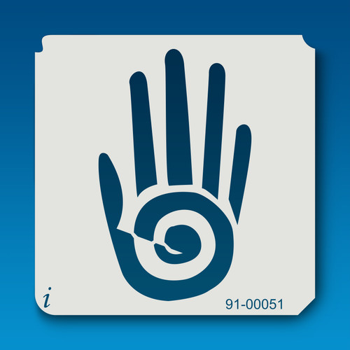 91-00051 Swirl Hand
