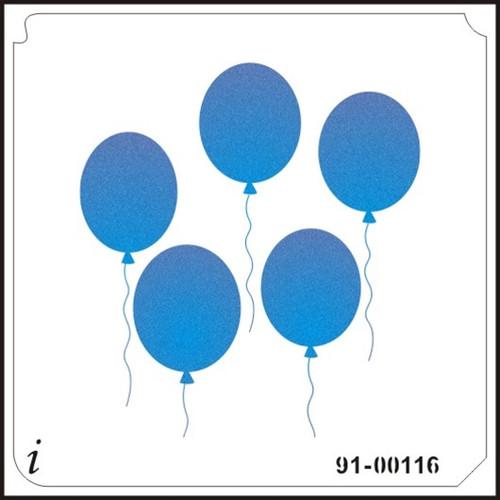 91-00116 Balloons