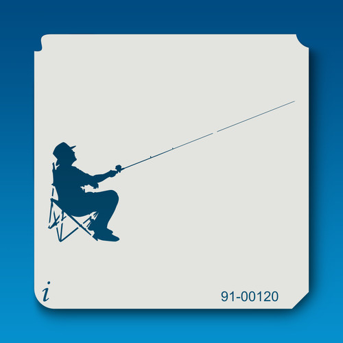 91-00120 Gentleman Fishing
