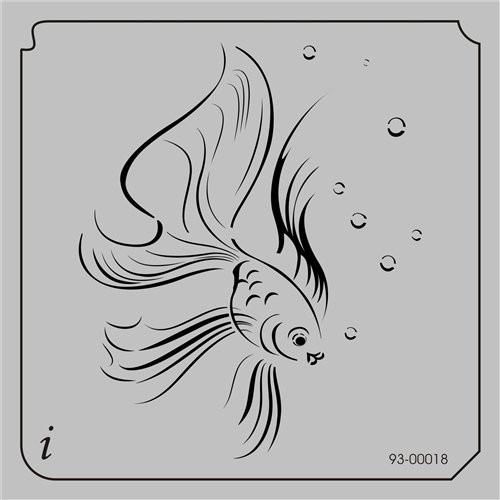 93-00018 Goldfish