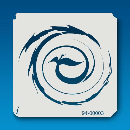 94-00003 Bird Swirl