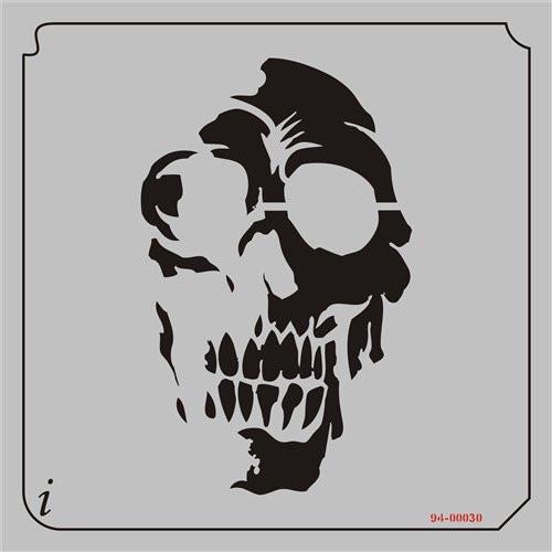 94-00030 Skull