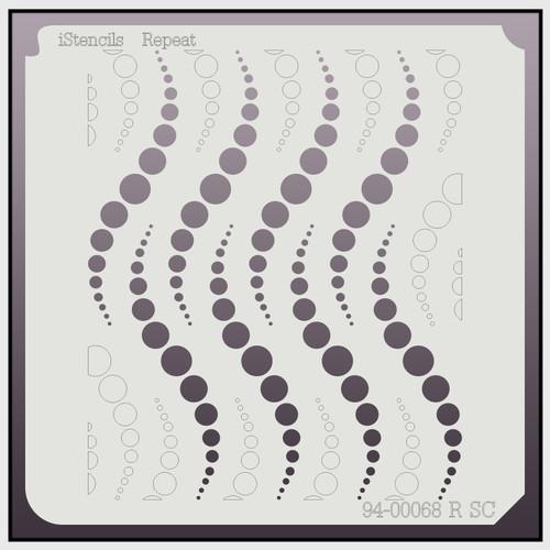 94-00068 R SC Wavy Dots