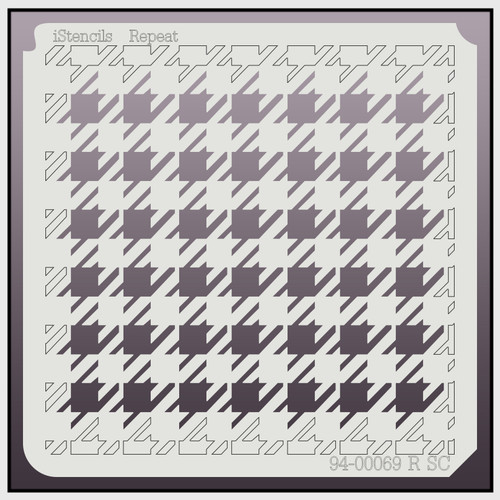 94-00069 R SC Hounds Tooth