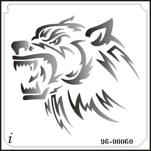 96-00060 Wolf Attack
