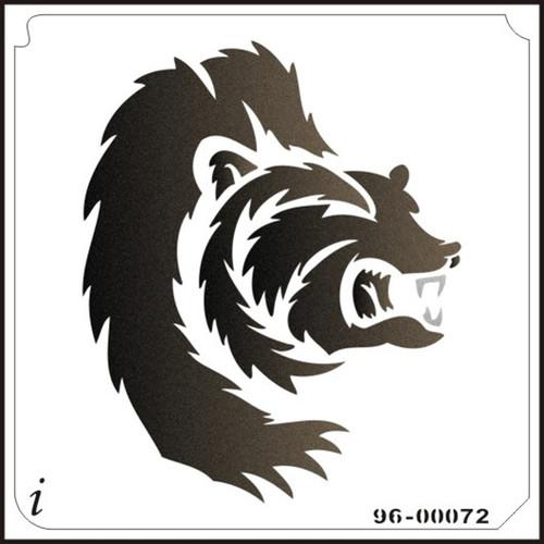 96-00072 Wolverine Animal