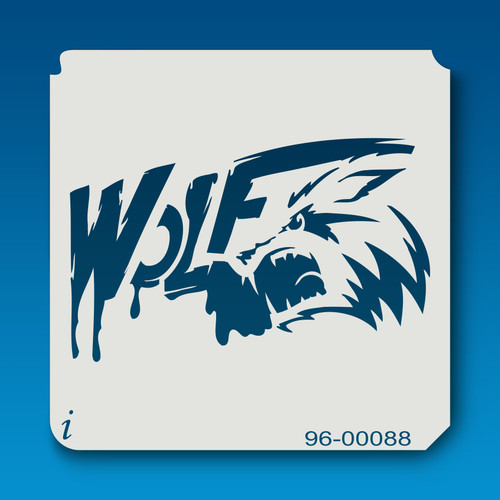 96-00088 WOLF Sign