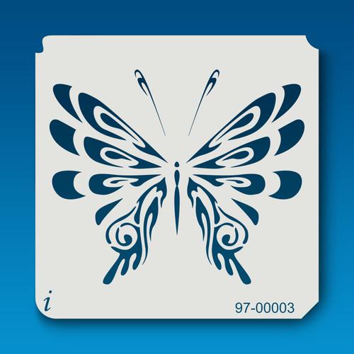 97-00003 Butterflies7 Stencil