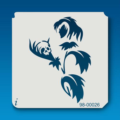 98-00026 Nature's Reclaim Stencil