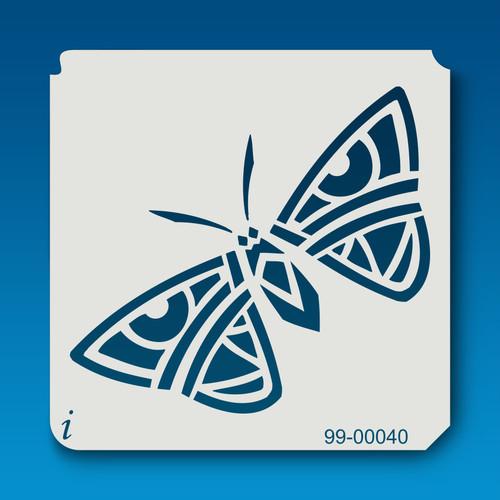 99-00040 Butterflies1 Stencil