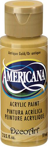 Antique Gold - Acrylic Paint (2oz.)