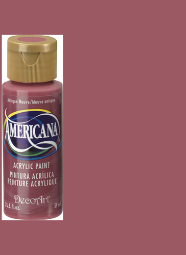 Antique Mauve - Acrylic Paint (2oz.)