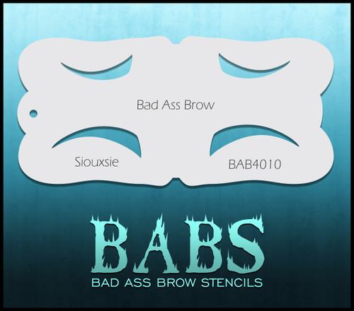 BB-BAB 4010 Siouxsie eyebrow stencil