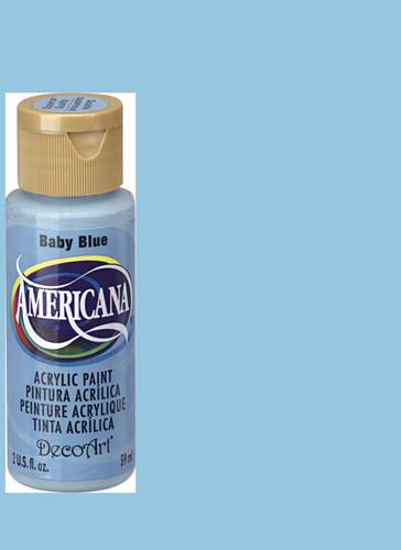 Baby Blue - Acrylic Paint (2oz.)