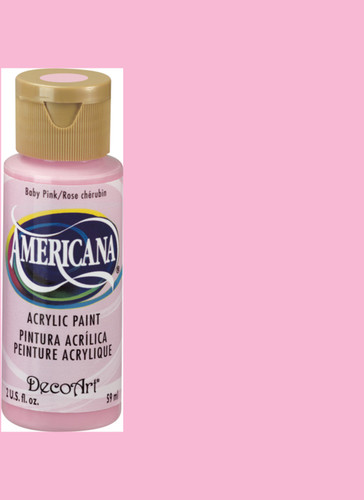 Baby Pink - Acrylic Paint (2oz.)