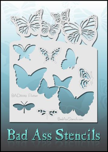 BAD6039 flutter